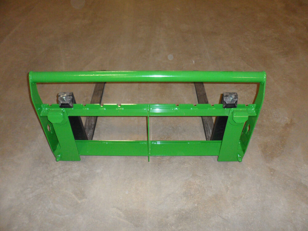 John Deere Compact Tractor Pallet Forks Attachment Photo 5