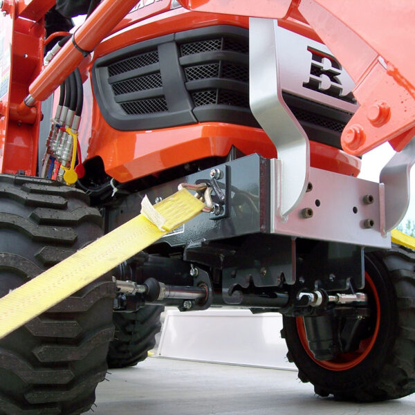 Kubota BX Front Tie Downs Photo 16