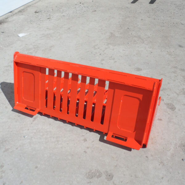 Kubota BX Rock Bucket Attachment Photo 5