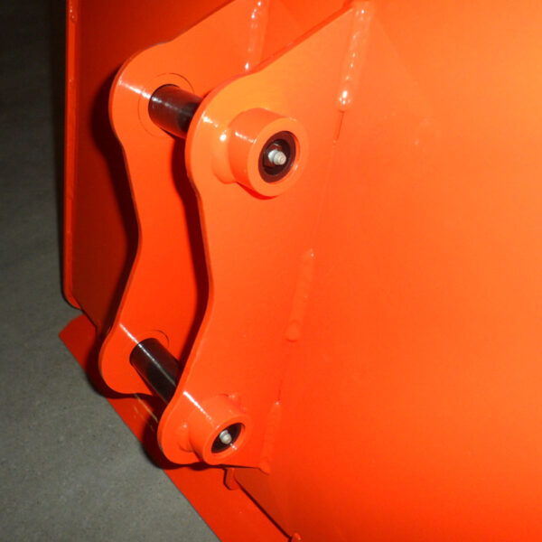 Kubota BX Rock Bucket Attachment Photo 8