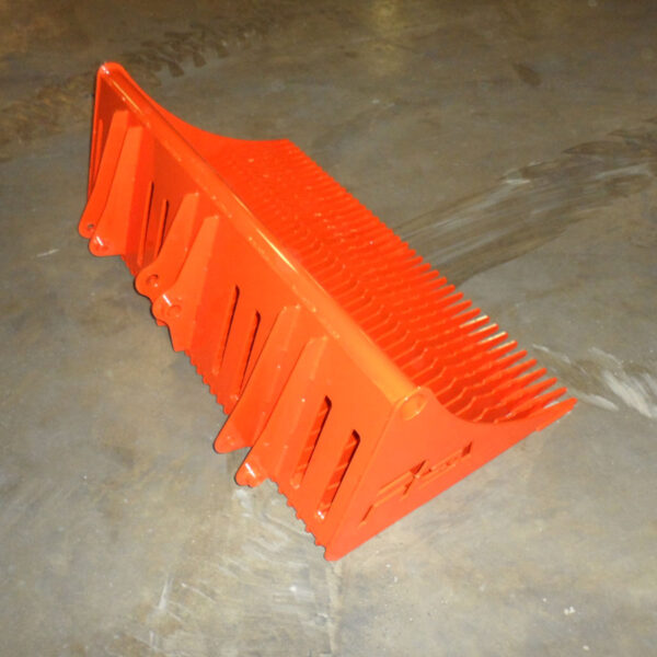 Kubota BX Rock Bucket Attachment Photo 10