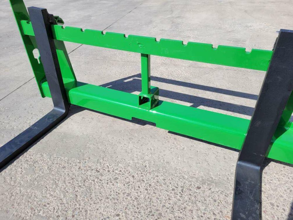 John Deere Compact Tractor Pallet Forks Attachment Photo 9